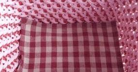 花結び編みのカゴ4
