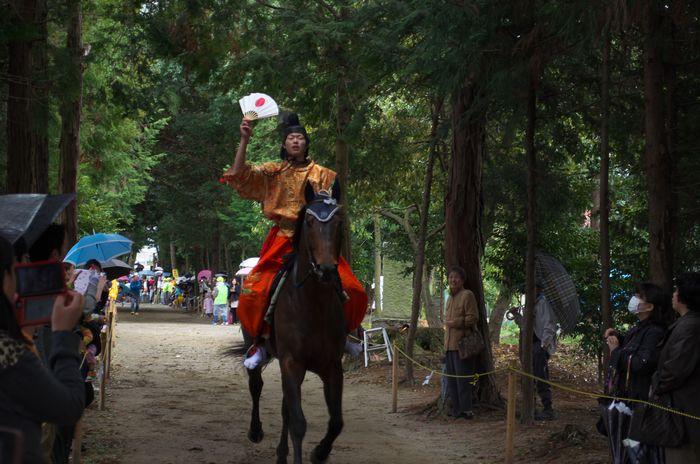 13-4-16-1土田祭りの流鏑馬