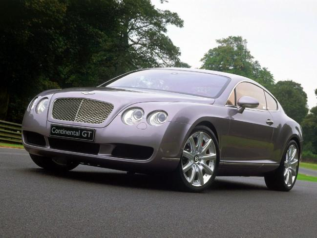 bentley continental gt-06