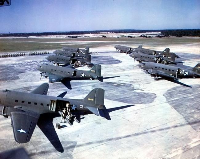 C-47 Skytrain 41-18415