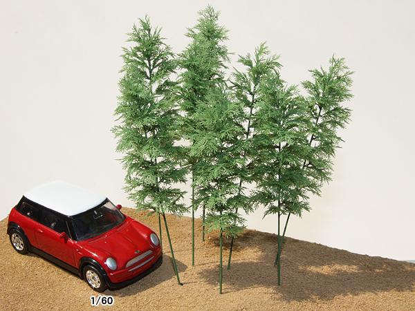 リアルツリー・緑の竹(80)5
