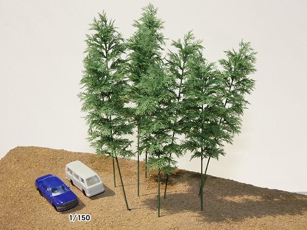 リアルツリー・緑の竹(80)6