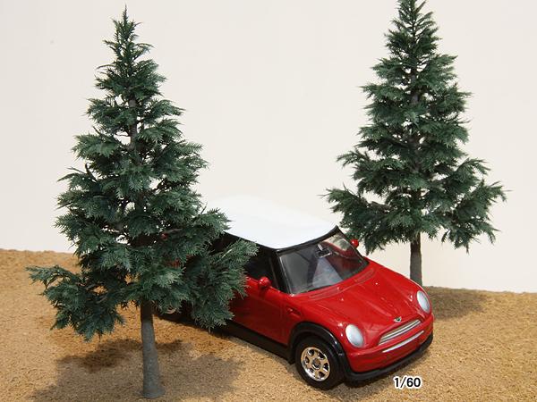 リアルツリー・深緑の針葉樹(80)3