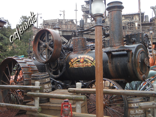 Big Thunder Mountain 2