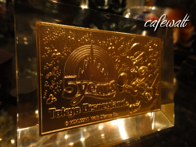 TDL 5th 24K PLATED GOLD 2