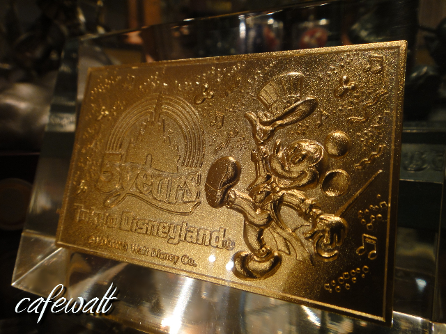 TDL 5th 24K PLATED GOLD 10