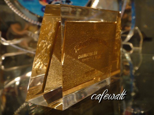 TDL 5th 24K PLATED GOLD 4