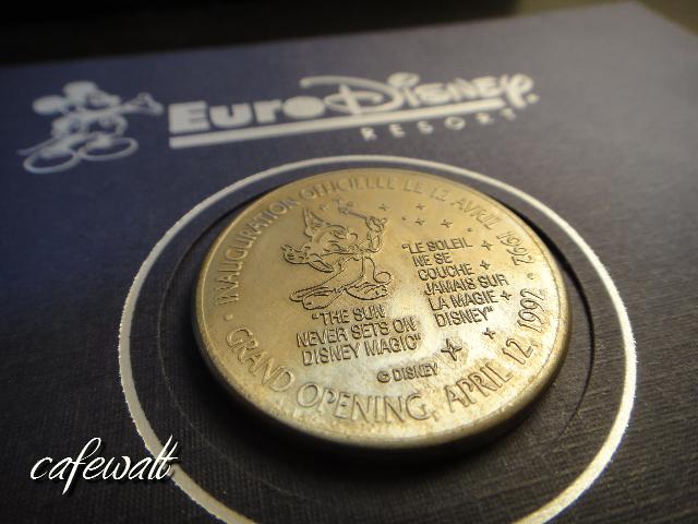Euro Disney Medal 5