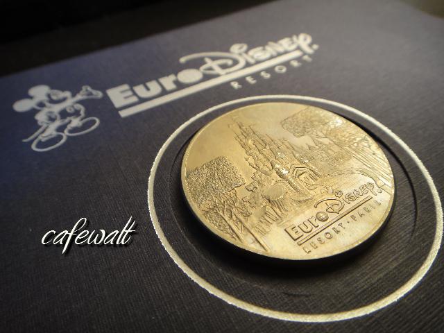 Euro Disney Medal 2