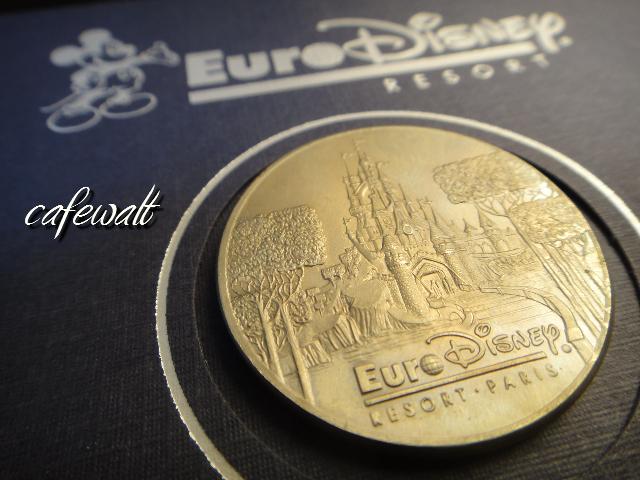 Euro Disney Medal 3