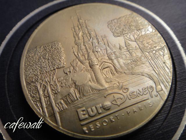 Euro Disney Medal 4