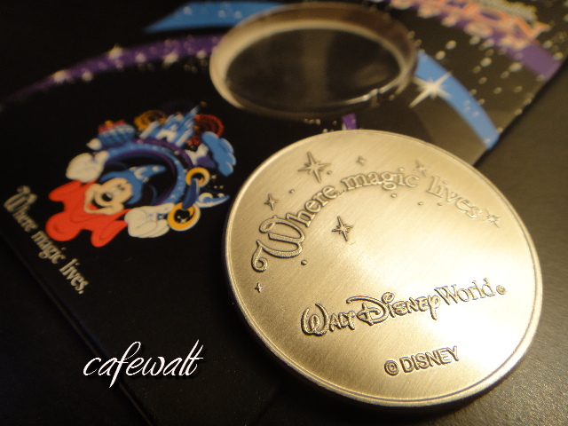 WDW where magic lives coin 5