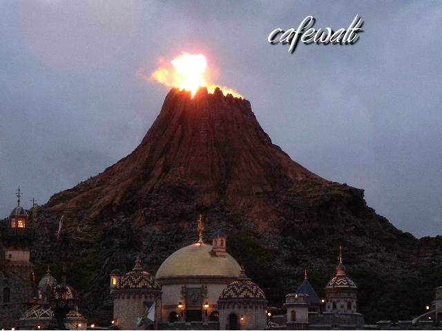 プロメテウス火山 5
