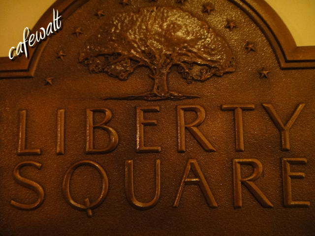 Liberty Square Trash Can Plaque 5