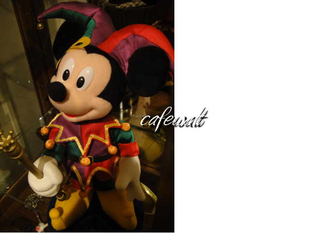 TDL 15th Mickey Music Doll 1