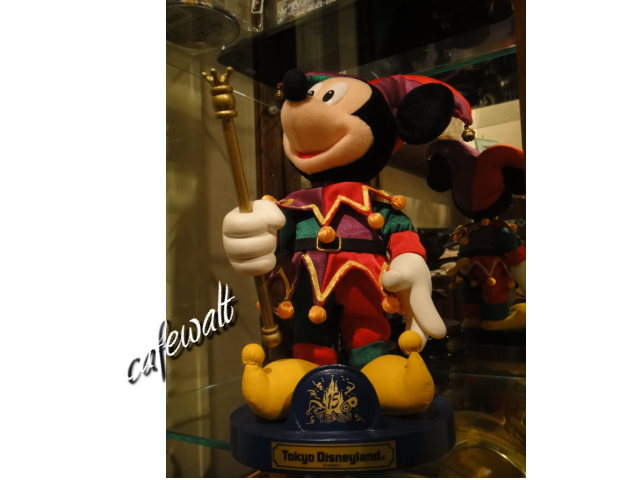 TDL 15th Mickey Music Doll 2