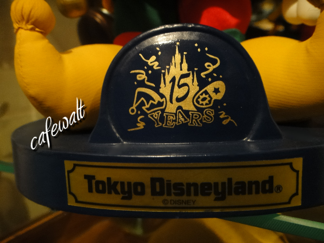TDL 15th Mickey Music Doll 3