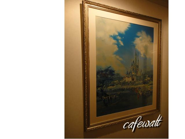 Cinderella Castle by Herbert Ryman Ltd 200