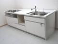 ★モデルル-ム展示品★LIXIL システムキッチン セット01