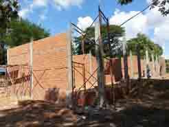 クチャウ小学校建設5-1