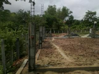 トロパントム小学校図書館建設2