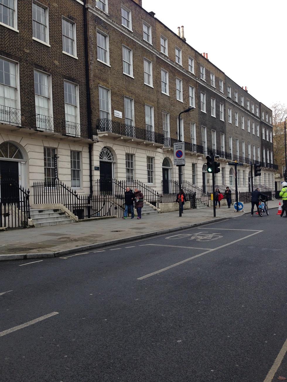 ロンドンの街並み3