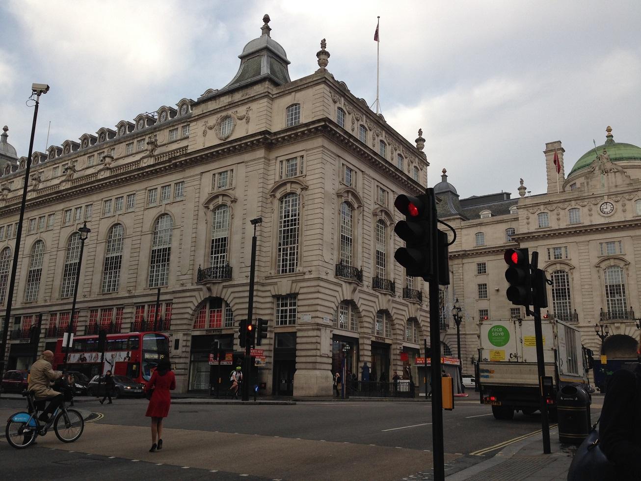 ロンドンの街並み2
