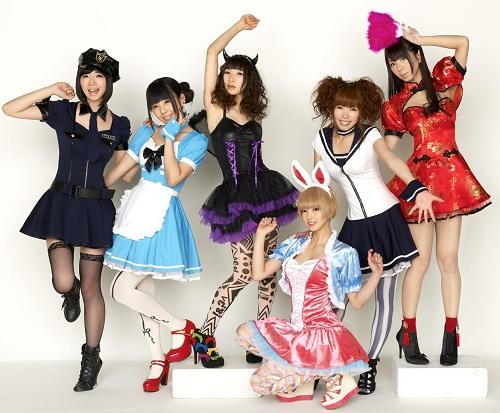 Nobody 39 s perfect dempa models x 100 cosplay - Nobody is perfect mobel ...
