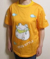 Tシャツ 前