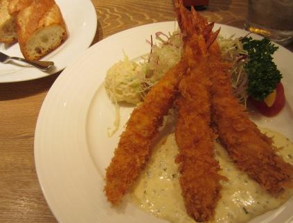 東京スカイツリーで昼ごはん
