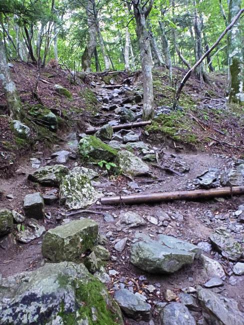 1ハイジ登山道