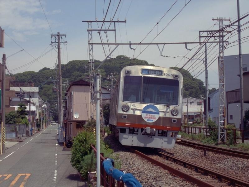 静岡鉄道静岡市