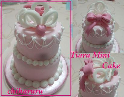 L3-tiara mini cake