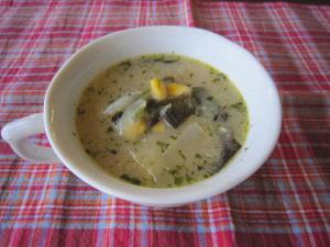 夏の終わりの紫バジルのスープ_convert_20130918205549