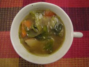 バジルの和風スープ_convert_20130928220457