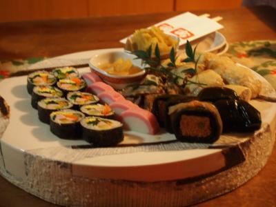 夕飯(2014年1月1日)