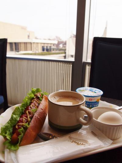 朝食(2014年1月4日)