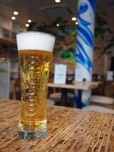 ビール(水カフェ)