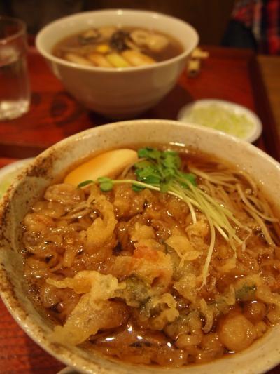 蕎麦(金井)