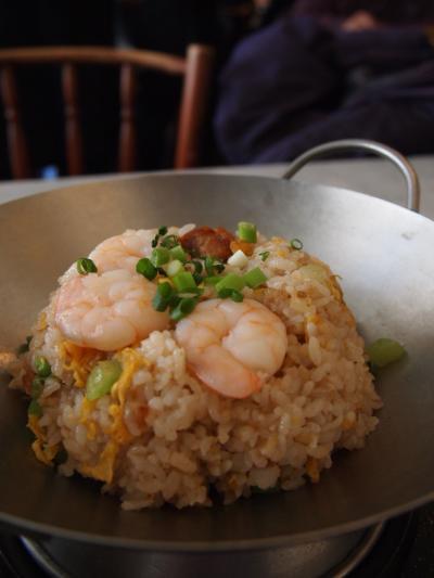 炒飯(海南鶏飯)
