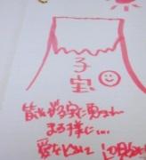 子宝 赤富士3