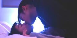 フレアにキスをするさき