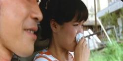 朱美も泣いている