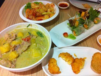 漢泰東南亜風味餐庁