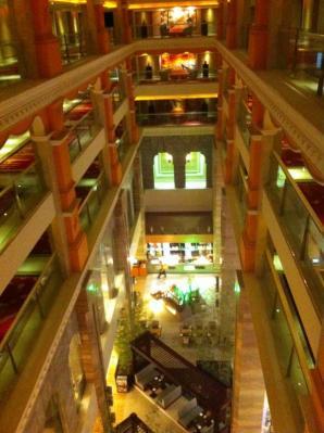 長安柏悦酒店