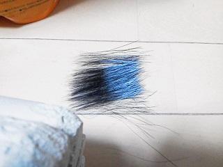 加奈ちゃんの尻尾