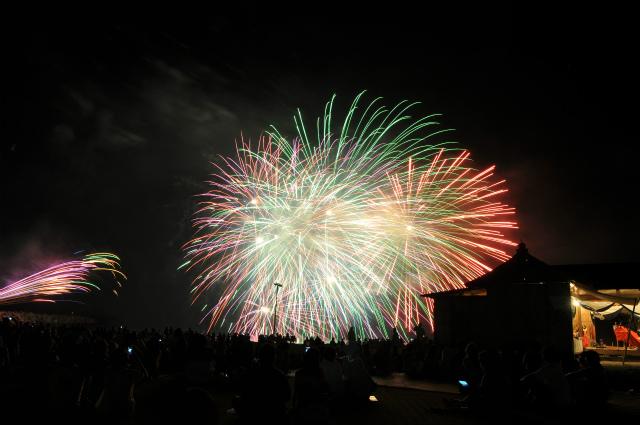 2013,07,14 浜坂花火大会 096