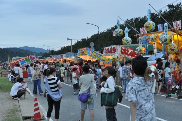 2013,07,14 浜坂花火大会 024