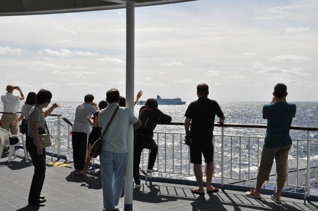 2013,09,21 新日本海フェリー船内 行き 062