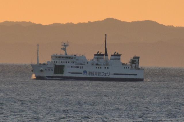 2013,09,21 新日本海フェリー船内 行き 126
